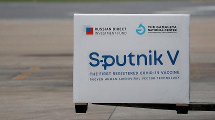 """Žiniasklaida: Slovakijoje """"Sputnik V"""" vakcina skiriasi nuo aprašytos žurnale """"Lancet"""""""