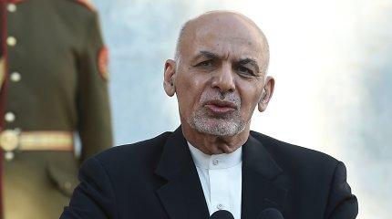 Afganų vyriausybė ir Talibanas susitarė dėl taikos derybų taisyklių