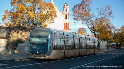 D.Kreivio sostinės transporto vizijoje – nauji tuneliai ir viadukai bei siūlymas rengti Vilniaus referendumą