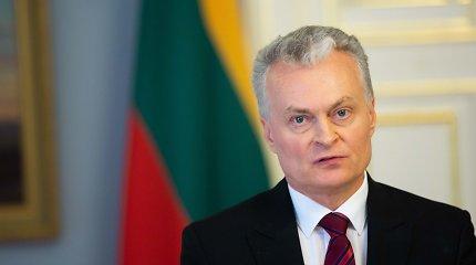 G.Nausėda po susitikimo su D.Grybauskaite: matau begalinį norą pareigas perduoti kuo sklandžiau