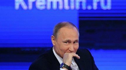 Kad ir kas laimėtų rinkimus Prancūzijoje, Vladimiras Putinas džiaugsis