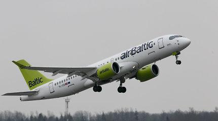 """Apeliacinis teismas: """"Air Baltic"""" neturi sumokėti 16 mln. eurų """"FlyLAL"""""""