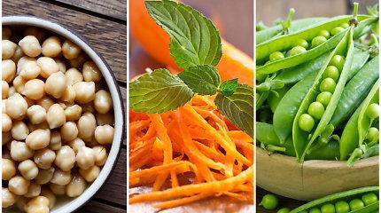 Maisto produktai, kurie padeda sumažinti blogojo cholesterolio kiekį