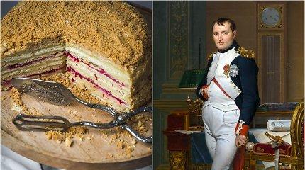 """Ne, Napoleonas """"Napoleono"""" neragavo: kas šio torto pirmtakai ir kokia jo lietuviška versija? Receptai"""