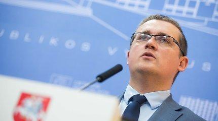 """Kabineto duris Vyriausybėje užversiantis S.Malinauskas: """"Kas toliau? Nežinau"""""""
