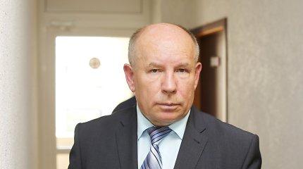 """VRK panaikino kandidato į EP buvusio """"Oro navigacijos"""" vadovo A.Raščiaus neliečiamybę"""