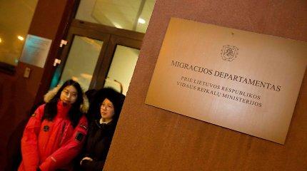 Seimas ėmėsi migracijos sistemos pertvarkos