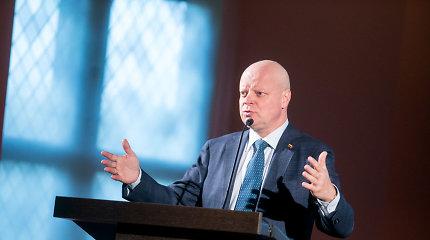 Premjeras su švietimo ministru apdovanos geriausius Lietuvos sportininkus ir trenerius