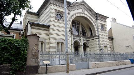 Vilniaus sinagoga vėl veikia, atnaujinta ir Lietuvos žydų bendruomenės veikla