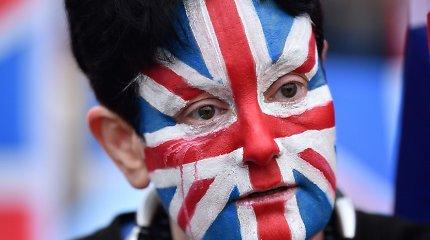 """JK ragina ES užleisti pozicijas derybose dėl prekybos po """"Brexito"""""""