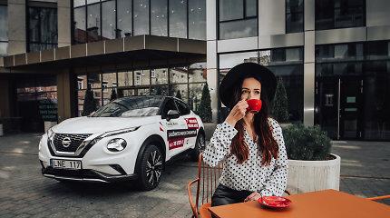 """Kai moterys automobilius kuria moterims: krosoverio """"Nissan Juke"""" istorija"""