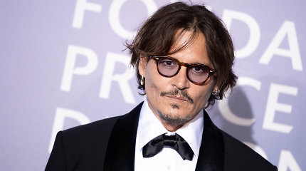 Johnny Deppas tikina, kad Holivudas jam paskelbė boikotą