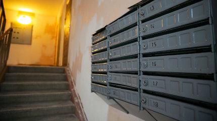Klaipėdos daugiabučio pašto dėžutėje – paslėpti narkotikai