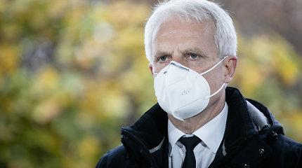 Po mobingo skandalo iš pareigų atšaukiamas Šiaulių ligoninės vadovas R.Mažeika