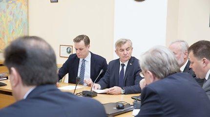 Viktoras Pranckietis užsimena, kad prie VDU gali jungtis ir Šiaulių universitetas