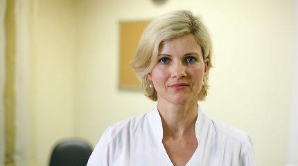 Respublikinei Kauno ligoninei vadovaus D.Žaliaduonytė-Pekšienė