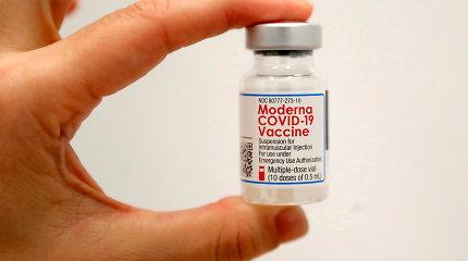 JAV aukoja 3 mln. vakcinos nuo COVID-19 dozių Uzbekistanui