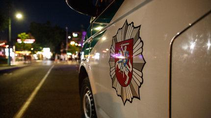 Ieškoma liudininkų, mačiusių, kaip ant tilto Kaune buvo padegtas žmogus