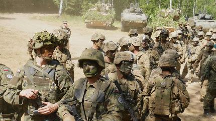 ES leis JAV, Kanadai ir Norvegijai prisidėti prie karinio mobilumo projekto