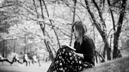 Lina Ever. Apie japonišką pavasarį ir pasaulio beprotybę