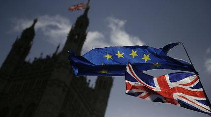 ES ragina nares intensyvinti pasirengimą galimam Britanijos išstojimui be sutarties
