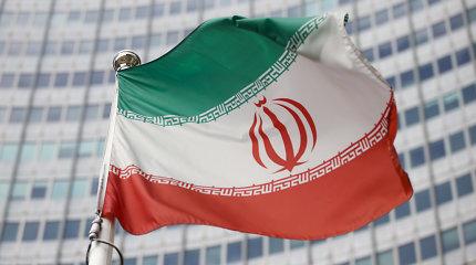 Iranas: derybos dėl branduolinės programos gali likti įstrigusios 2–3 mėnesius