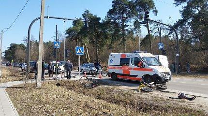 Motociklu dviratininkų šeimą taranavęs kaunietis prie vairo girtas sėda nebe pirmą kartą