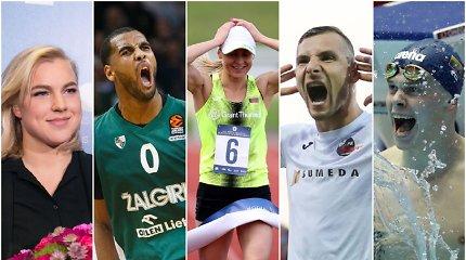 Sporto metai 2019: dėl ko braukėme džiaugsmo, o dėl ko – nusivylimo ašaras?