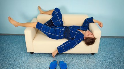 Išmiegojote ramiai, tačiau vis tiek jaučiatės pavargę? Jums gali trūkti kai kurių medžiagų