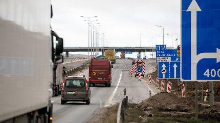 Kaune statomas naujas tiltas per Nerį