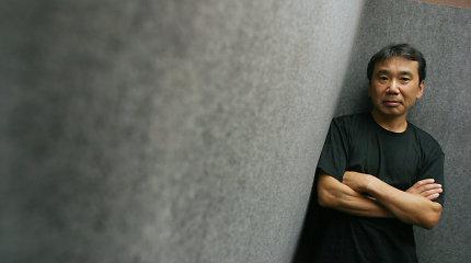 Alternatyviai Nobelio premijai nominuotas H.Murakami jos nepanoro: nenori viešumo
