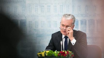 Tvyrant įtampai G.Nausėda Londone siekia NATO solidarumo dėl Rusijos