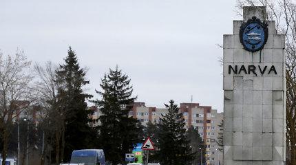 Gyvenimas Narvos mieste Estijoje