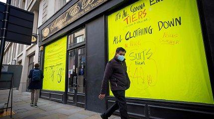 Nedarbas EBPO gruodį nepakito, išliko gerokai aukščiau ikikrizino lygio