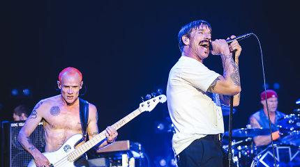 """Rokeriai """"Red Hot Chili Peppers"""" paskelbė apie dideles permainas"""