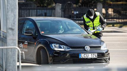 """Skaitytoja: ar galima pasitikrinti dėl koronaviruso važiuoti """"CityBee"""" automobiliu?"""