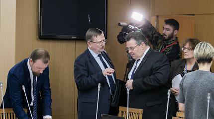 """Iš Baltarusijos grįžęs L.Linkevičius: """"Atšilimas? Šilumai reikia bendro požiūrio"""""""