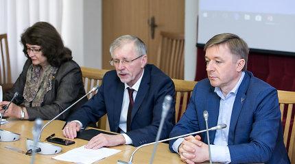 Koalicijos taryba vertins pasirengimą koronaviruso plitimui