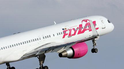 """""""flyLAL"""" ir """"Air Baltic"""" ginčas gali būti sprendžiamas Lietuvos arba Latvijos teismuose"""
