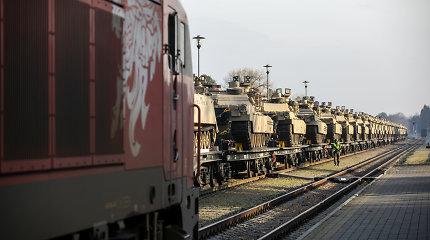 Baltarusija pakoreguos atsakomojo reagavimo į JAV karių dislokavimą planus