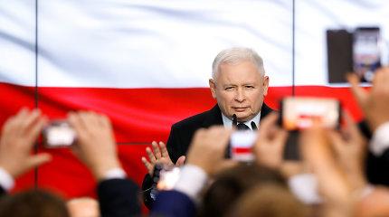 Valdantieji toliau dominuos Lenkijoje: kas lemia PiS sėkmę?