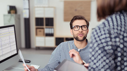 Nepadarykite savo karjerai galo: 36 dalykai, kurių nevertėtų sakyti viršininkui