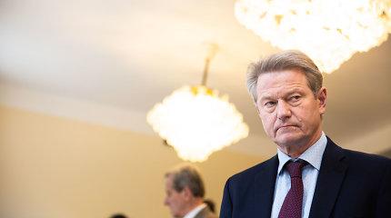Po apkaltos į Seimą siūloma leisti kandidatuoti po 10 metų