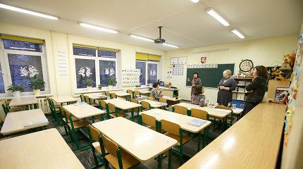 Mokyklų infrastruktūra: vis dar daug kvadratų ir mažai vaikų