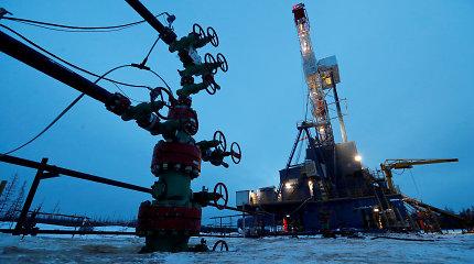 """Rusiška """"Urals"""" nafta sausį brango dešimtadaliu"""