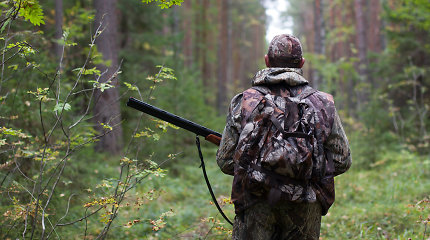Per savaitę Utenos aplinkosaugininkai nustatė šešis Medžioklės taisyklių pažeidimus