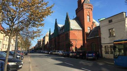 Dėl senojo Klaipėdos pašto – tiesiai į prezidentą