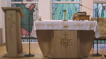 Sekminių sekmadienio Mišios iš Ruklos Šv. Dvasios bažnyčios