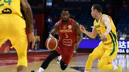 Juodkalniečiai durimis netrinktelėjo: Brazilija grupių etapą baigė be kluptelėjimų