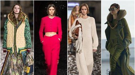 Kas bus madinga šį rudenį: 8 drabužiai, kurie turėtų atsirasti jūsų spintoje